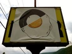 Roadside Diner, Phoenicia, New York.