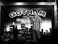 Old Stand Up Days @ Gotham Comedy Club, Chelsea, NY
