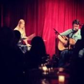 My band Supersmall @ Cornelia Street Cafe