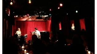 CD Release, Cornelia Street Cafe, NYC