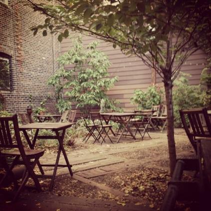 Hidden Garden, Greenpoint