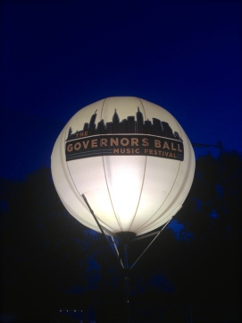 Governors Ball Lights