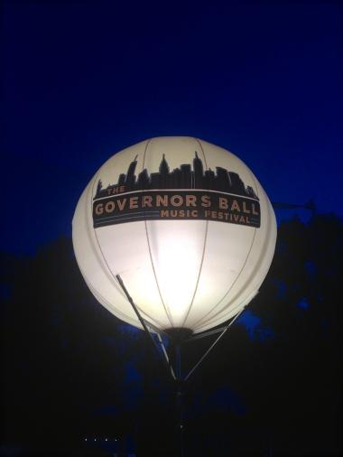 Governors Ball Lights
