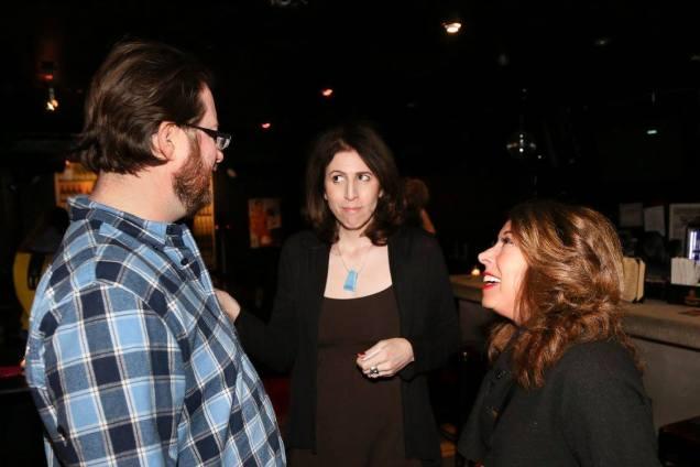 Me, Robin Gelfenbien, Sandi Marx