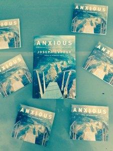 Anxious Book & CD