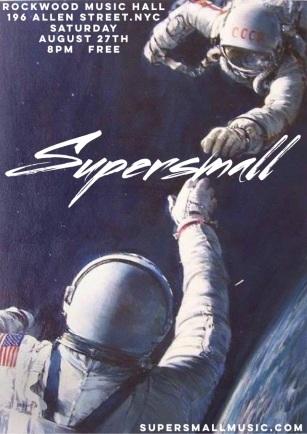 Supersmall Rockwood 8:27 8pm