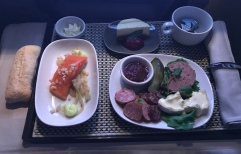 First Class Lunch