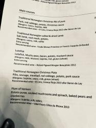 Norwegian Cuisine (in English)